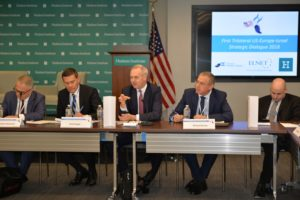 Trilateral US-Europe-Israel Strategic Dialogue