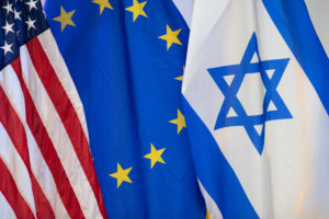 Trilateral US-Europe-Israel Dialogue: Mideast and Sino-American Competition