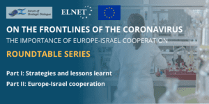 First Virtual Roundtable: On the Frontlines of the Coronavirus