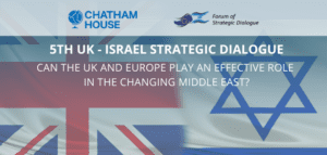 Can the UK and Europe play an effective role in the changing Middle East?